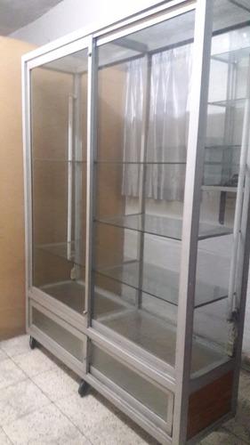 exhibidor mostrador vitrina remate negociable