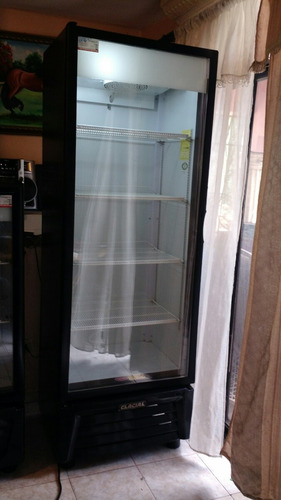 exhibidor nevera freezer refrigerador