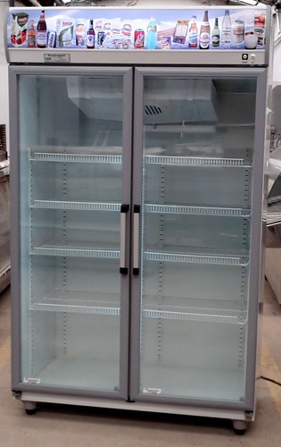 exhibidora vertical heladera