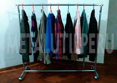Exhibidores colgadores de ropa s 59 90 en mercado libre for Colgadores para ropa