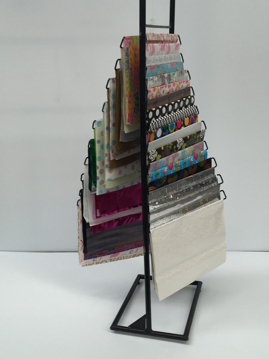 Exhibidores de papel de regalo espiral 1 en - Papeles de vinilo para pared ...