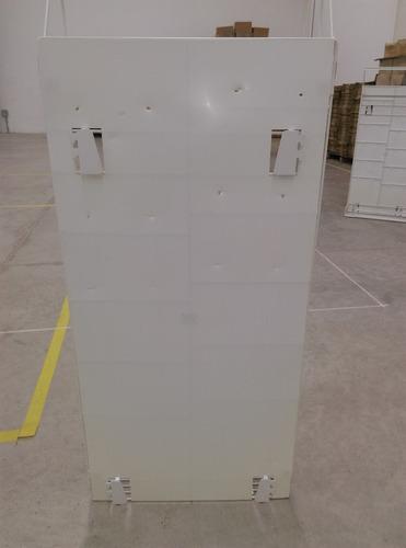 exhibidores para pared o estantería