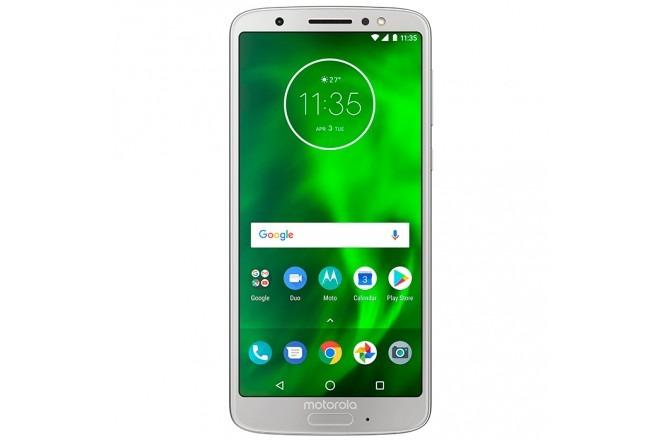 f0dc55c3841 Exi Celular Libre Motorola Moto G6 Plata Ds 4g - $ 766.040 en ...