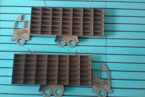 exibidor de carritos hot weels para 42 piezas 9.5 x 4.5