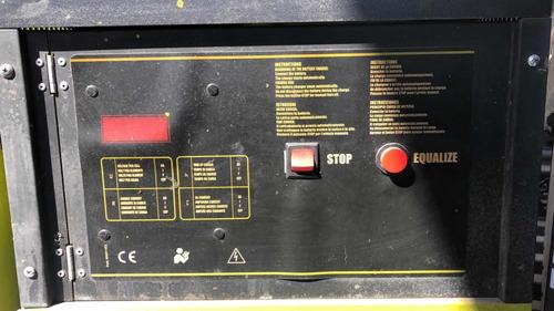 exide cargador monta baterías 24 volts