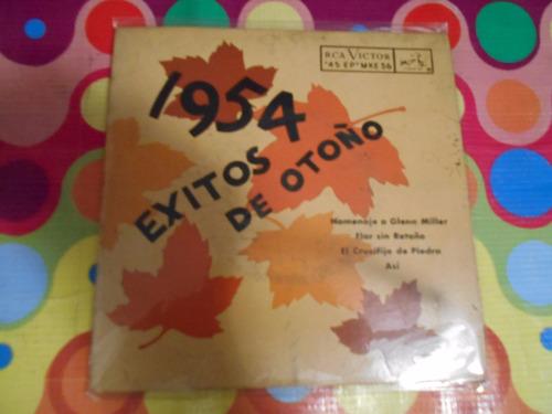 exitos de otoño lp 45rpm 1954
