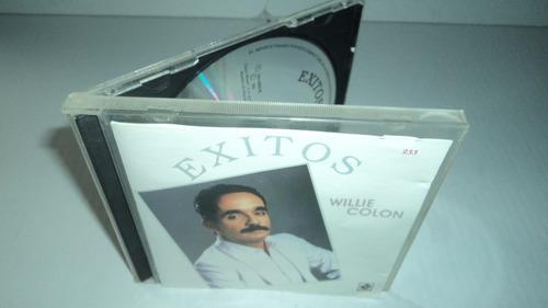 exitos wille colon cd salsa discos musart 1990