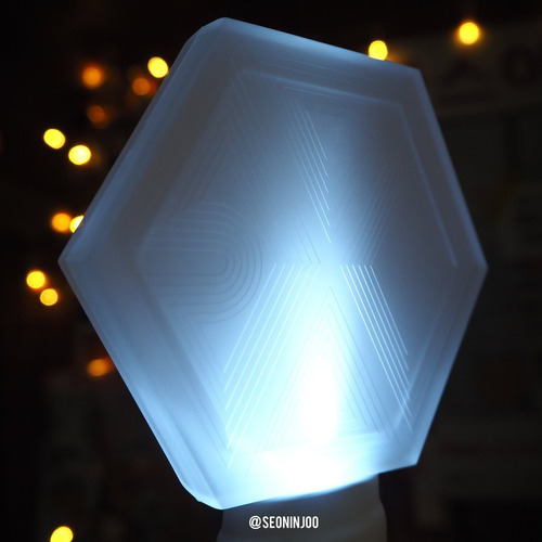 exo light stick official planet #4 the elyxion | stock!