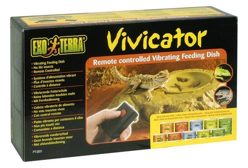 exo terra vivicator vibrador comedero