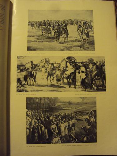 exodo del pueblo oriental padron familias general artigas