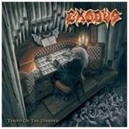 exodus tempo of the damned cd nuevo