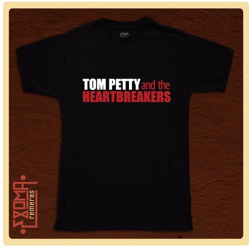 exoma remeras - tom petty