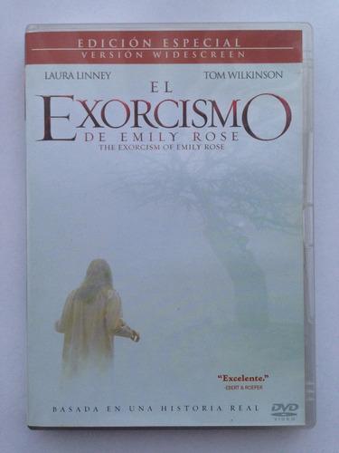 exorcismo de emily rose película dvd original