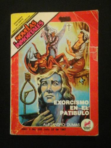 exorcismo en el patibulo