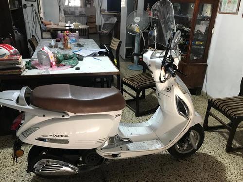 exotic scooter keller