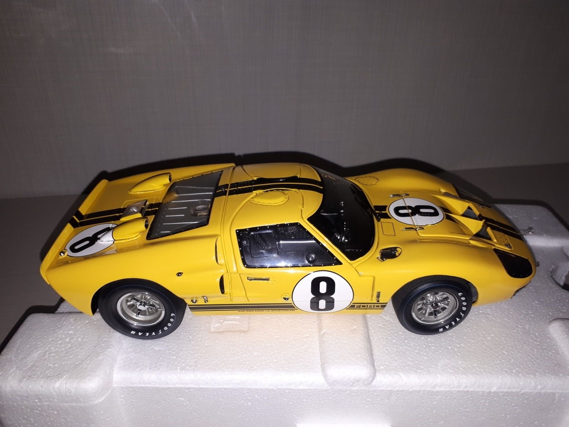 Exoto Ford Gt40 Mk 2 1/18 Retired