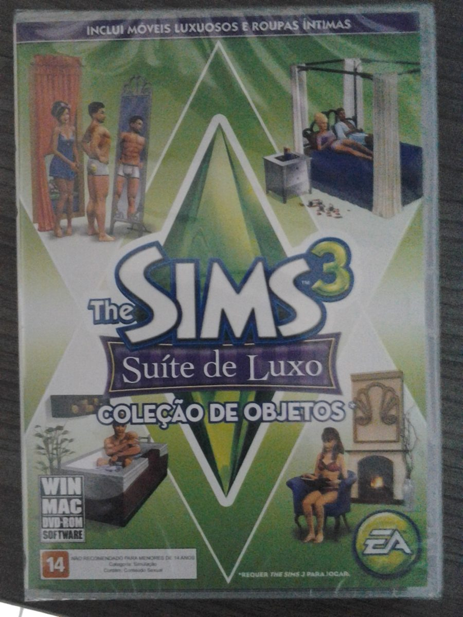 LUXO 3 SUITES DE BAIXAR SIMS THE
