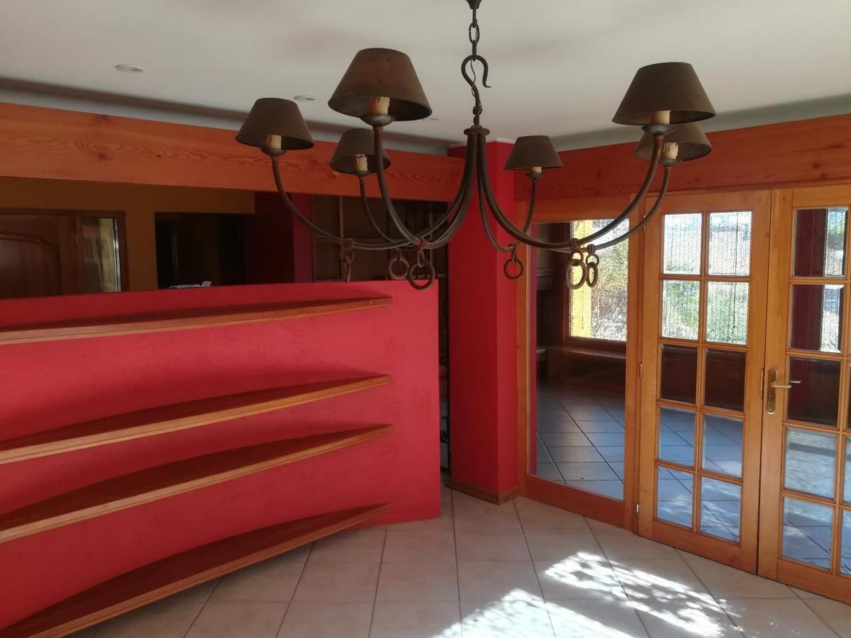 expectacular casa en bosques de montemar disponible