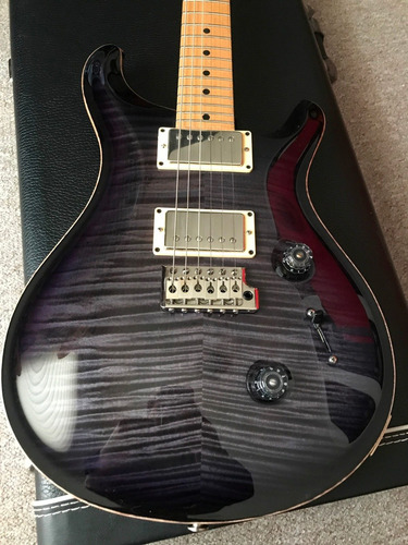 expectacular guitarra prs johnny hiland  signature 10 top