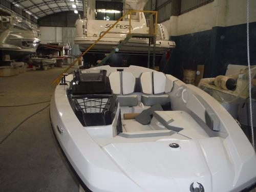 expectacular lancha scarab 165 g motor jet rotax 150 hp ohs