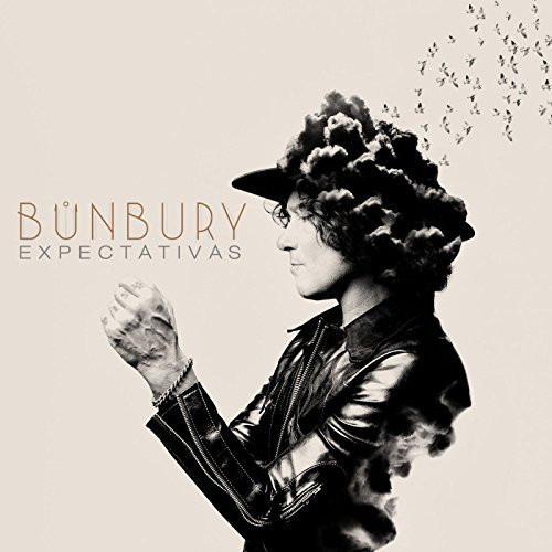 expectativas -  enrique bunbury - lp vinyl + cd