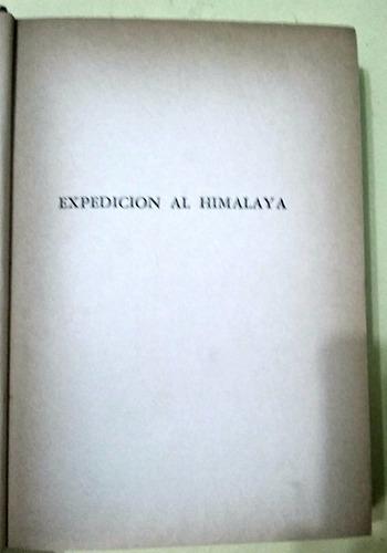 expedición al himalaya hillary - doig