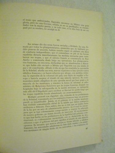 expedición de méxico. emile ollivier. 1972.