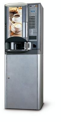 expendedora alquiler máquina de café  servicio total.