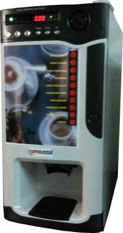 expendedora cafe bebidas calientes automatica sc8703m10 new!