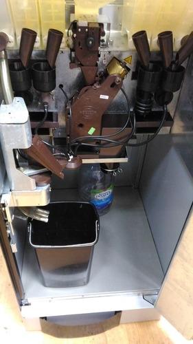 expendedoras café máquinas