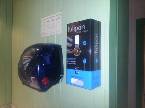 expendedoras de preservativos en comodato instalacion gratis