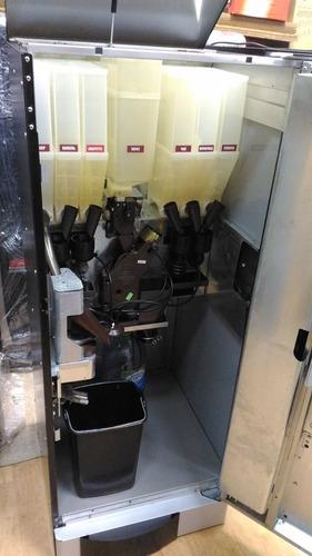 expendedoras máquinas café