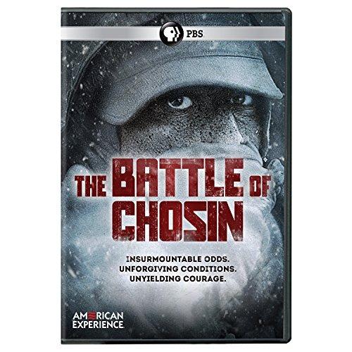 experiencia americana: la batalla de chosin dvd