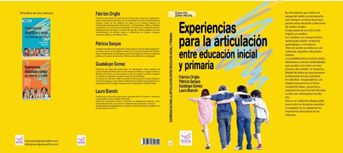 experiencias para la articulación entre educación inicial y
