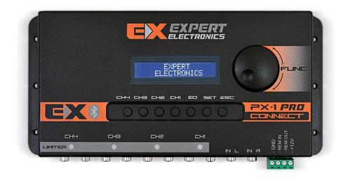 expert crossover processador digital px1 connect bluetooth