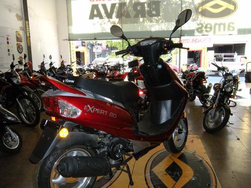 expert scooter corven