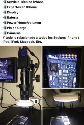expertos en iphone servicio técnico y más