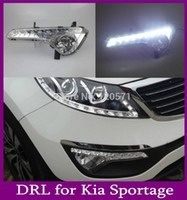 exploradoras led kia sportage revolution