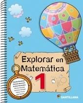 explorar en matematica 1 - santillana - rincon 9