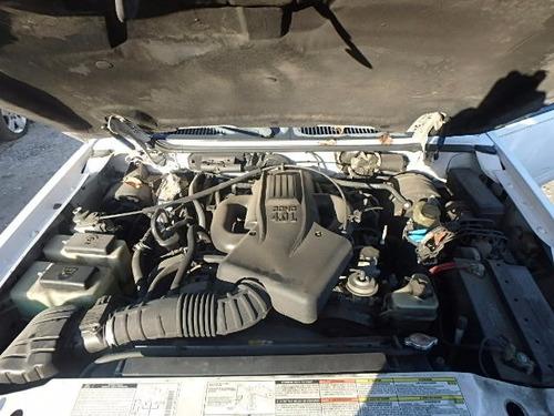 explorer 00 motor 4.0 transmision autopartes usadas orig