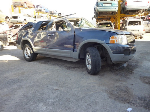 explorer 2004,accidentada 6 cil motor 4.0 ....yonkes