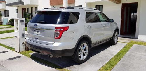 explorer ford limited