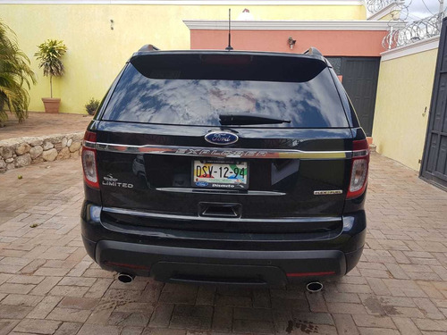 explorer limited 2014 color negro 4 puertas