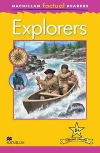 explorers - macmillan factual readers level 5