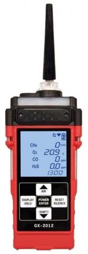 explosímetro multidetector detector de gases - mantenimiento
