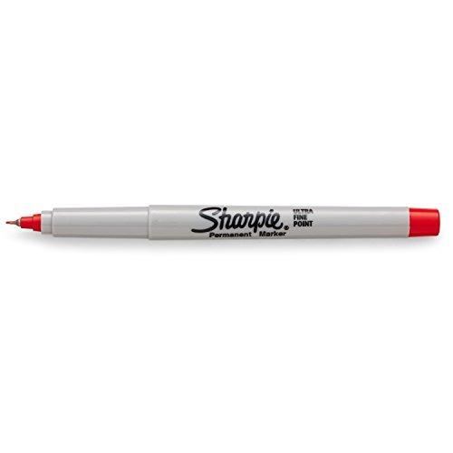 explosión de color marcador permanente sharpie, ultra-fine