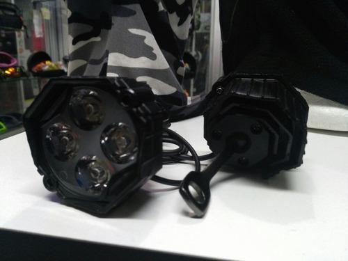 explotadora luz led potente soporte retrovisor etc