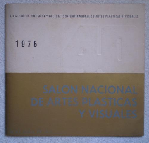 exposición 40° salón artes plásticas y visuales moller 1976