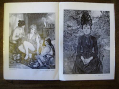 exposicion de pintura francesa de manet a nuestros dias 1950
