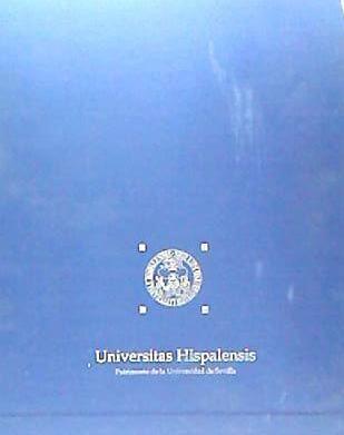 exposicion universitas hispalensis: patr(libro )